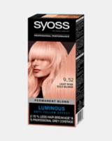 Стійка фарба для волосся Syoss Пастельно-рожевий Блонд 9-52