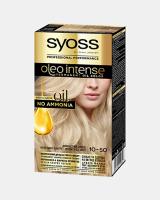 Syoss Oleo Intense Димчастий Блонд 10-50