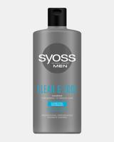 Syoss Men Clean & Cool Шампунь для чоловіків