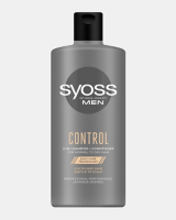 SYOSS MEN CONTROL 2 В 1 ШАМПУНЬ ДЛЯ ЧОЛОВІКІВ