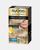 Syoss Oleo Intense Платиновий Блонд Екстра 12-00