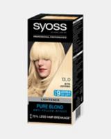 Стійка фарба для волосся Syoss Ультра Освітлювач 13-0