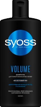 Syoss Volume Шампунь