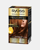 Syoss Oleo Intense Мерехтливий Мідний 6-76