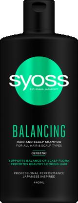 Syoss Balancing Shampoo