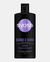 Syoss Blonde & Silver Shampoo