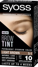 Syoss Brow Tint Light Brown 5-1