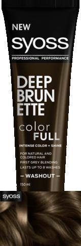 Syoss Color Full Deep Brunette