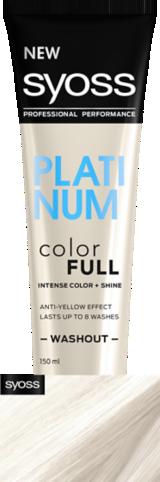Syoss Color Full Platinum