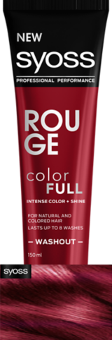 Syoss Color Full Rouge