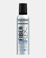 Syoss Fiber Flex Volume pěna na vlasy