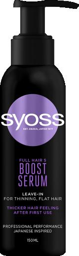 Syoss Full Hair 5 Boost Serum