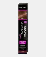 Syoss Hair Mascara Red