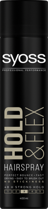 Syoss Hold & Flex Hairspray