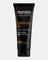 Syoss Power Hold Hajformázó Zselé