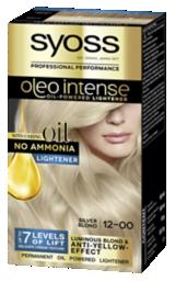 Syoss Oleo Oil Powered Lightener Silver Blond 12-00