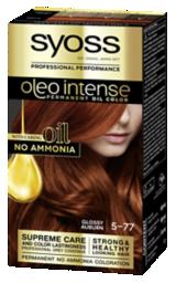 Syoss Oleo Intense Permanent Oil Color Glossy Auburn 5-77