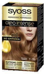 Syoss Oleo Intense Permanent Oil Color Golden Mango 7-70