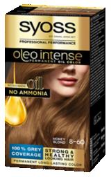 Syoss Oleo Intense Permanent Oil Color Honey Blond 8-60