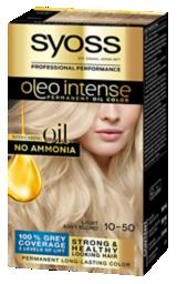 Syoss Oleo Intense Permanent Oil Color Light Ashy Blond 10-50