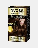 Syoss Oleo Intense Permanent Oil Color Mokka Brown 4-18