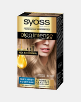 Syoss Oleo Intense Permanent Oil Color Natural Ashy Blond 8-50