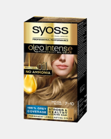 Syoss Oleo Intense Permanent Oil Color Natural Blond 7-10