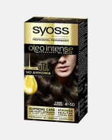 Syoss Oleo Intense Permanent Oil Color Stone Brown 4-50