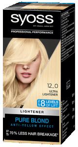 Syoss Permanent Coloration Lightener Ultra Lightener 12_0
