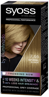Syoss Permanent Coloration Trending Now Autumnal Blonde 7_66