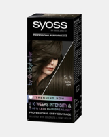 Syoss Permanent Coloration Trending Now Dark Ash 5_5