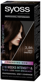 Syoss Permanent Coloration Trending Now Onyx Chestnut 3_86