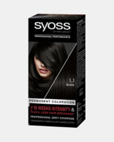Syoss Permanent Coloration Black 1_1