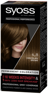 Syoss Permanent Coloration Chocolate Brown 4_8