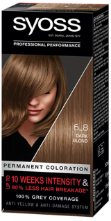 Syoss Permanent Coloration Dark Blond 6_8