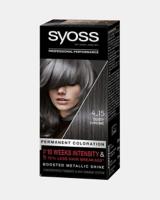 Syoss дълготрайна боя за коса Пепеляв хром 4_15