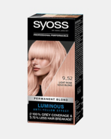 Syoss Permanent Coloration Gold Rose Gold Blond 9_52