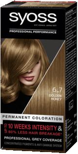 Syoss Permanent Coloration Golden Honey 6_7