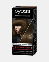 Syoss Permanent Coloration Honey Brown 4_6
