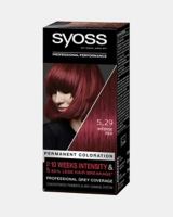 Syoss Permanent Coloration Intense Red 5_29