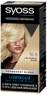 Syoss Permanent Coloration Los Angeles Blond 10_5