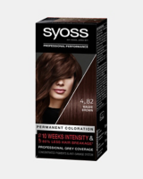 Syoss Permanent Coloration Mauve Brown 4_82