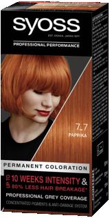 Syoss Permanent Coloration Paprika 7_7