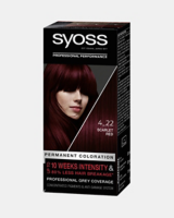 Syoss Permanent Coloration Scarlet Red 4_22