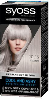 Syoss Permanent Coloration Cool Blonds Titanium 10_15