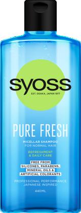Syoss Pure Fresh Shampoo