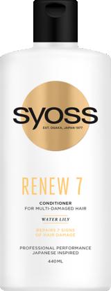 Syoss Renew 7 Conditioner