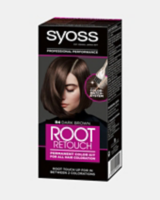 Syoss Root Retouch Color Kit Dark Brown