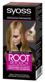 Syoss Root Retouch Color Kit Medium Blonde