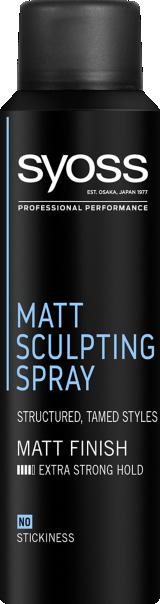 Syoss Matt Sculpting Spray